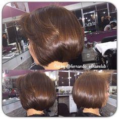 Um dos #Cortes mais pedidos!!! Elegância e muito Charme!!!  #efhairclub #Corte #AquiNoSalao #cabelospoderosos #corte #tesoura #TesouraAbençoada #cortemoderno #tijuca #cabelodivo #salao #cabelotop #cutcolor #salon #cut #salonlife #instahair #hairstylist #hairpost #beautifulhair #moda #cabelos #divas #instaglam @fernando_efhairclub