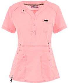 Scrubs, Nursing Uniforms, and Medical Scrubs at Uniform Advantage Cute Scrubs Uniform, Scrubs Outfit, Stylish Scrubs, Koi Scrubs, Medical Scrubs, Nursing Clothes, Scrub Tops, Costume, Fashion Outfits
