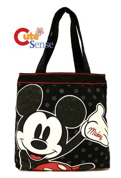 A face i can't resist! love this leather tote bag bag lady Disney Tote Bags, Disney Luggage, Disney Handbags, Disney Purse, Purses And Handbags, Mickey Mouse, Disney Outfits, Disney Fashion, Cute Bags