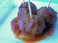 Ultimate Sweet and Sour Party Meatballs *EASY*