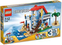 Lego creator #seaside house 7346 #brand new #sealed in box,  View more on the LINK: http://www.zeppy.io/product/gb/2/151567595404/