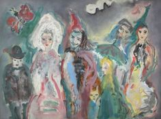 Nuntă la Brănești Painting, Art, Art Background, Painting Art, Kunst, Paintings, Performing Arts, Painted Canvas, Drawings