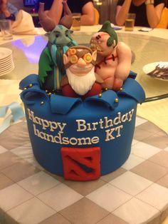 puge dota 2 cake