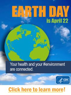 On Earth Day, we focus on protecting our #environment. Did you know that protecting our environment also helps us protect our health? Learn how environmental public health affects all of us in this #blog post.