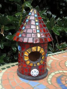Birdhouse idea
