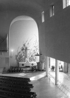 Erik Bryggman, the Resurrection Chapel, Turku, 1941
