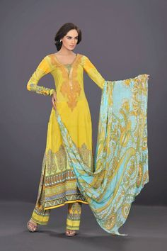 Something I would want my bridesmaids to wear. Or my close friends at mehndi.