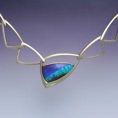 Opal Necklace - Paul Gross