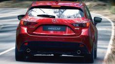 2015 Mazda 3 touring