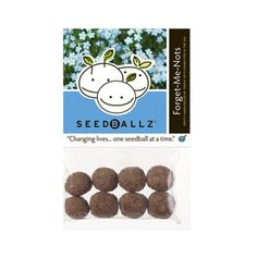 Seedballz Forget Me Not (1x 4 Oz)