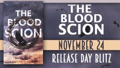 Book-o-Craze: Release Day {Teasers & Giveaway} -- The Blood Scio...