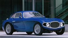 1952 OSCA MT4 Berlinetta