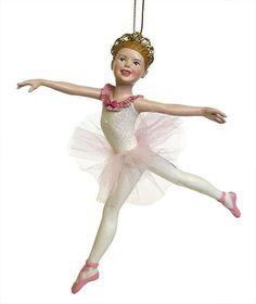 bc137d0b6f23 Ballerina Ornaments, Nutcracker Ornaments, Xmas Ornaments, Christmas Fairy,  Pink Christmas, Christmas