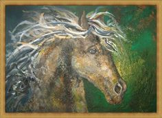 Horse III Artist: Simona Zalinca  Contact: belladonart.wordpress.com