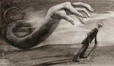 Surrealism and Visionary art: Santiago Caruso