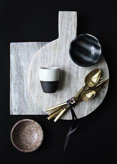 Broste Copenhagen A/W15 Styling: Marie Graunbøl Photo: Line Thit Klein #brostecph #interior #homedecor #stilleben #styling #home #decoration #candles #danish #design