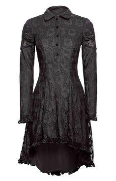 The Violet Vixen - Laced and Dangerous Black Dress, $108.00 (http://thevioletvixen.com/clothing/laced-and-dangerous-black-dress/)