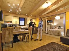 Mother in Law Cottage Prefab | ... , in-law apartment, rental unit or a cabin on a vacation property