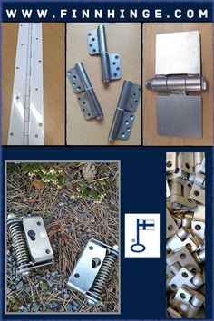 Hinge hardware for doors, gates, safety gates, shutters etc, made in Finland. Many different models, also custom-made. Materials: steel, stainless steel, acid resistant steel. Visit our website to find out more!