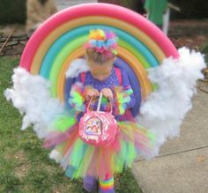 Pool noodle hacks are all the rage here are some of the most original DIY Halloween Pool Noodle Costumes ever.