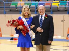 Brooke Edwards Named 2017 Wallace State Homecoming Queen At halftime of the men's basketball game between The Lions and the Southern Union Bison, Brooke Edwards named the 2017 Wallace State Community College Homecoming Queen on Sunday. Ms. Edwards is a business major originally from Cullman. She was escorted by Glenn Edwards.