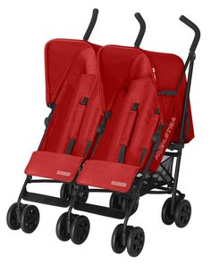 Koelstra - Complete duo buggy suitable for twins