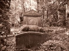 7.) Highgate Cemetery, North London, England: In addition to being the site where the bodies of both Charles Dickens and Karl Marx have been laid to rest, this cemetery is also the home of the Highgate Vampire, who in the 70s was rumored to roam the surrounding forest performing black magic on those he captures.