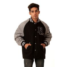 We make letterman jackets and varsity jackets to your custom specifications.Build your own Varsity Jacket ,