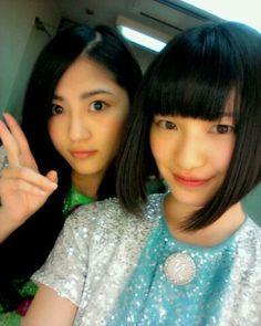 乃木坂46 (nogizaka46) perfect school girl nakada kana and social girl wakatsuki yumi =P ♥ ♥ ♥ ♥ ♥ ♥