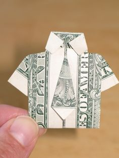 Dollar Bill Origami: Various creations with great videos to teach you how.
