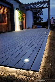 Driveway Landscaping, Backyard Pergola, Fire Pit Backyard, Outdoor Seating Areas, Outdoor Spaces, Modern Patio Design, Terrace Decor, Deck Lighting, Outside Living