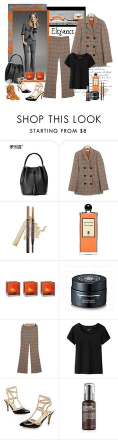 """""""Date Night with K-Beauty Essentials"""" by carola-corana ❤ liked on Polyvore featuring Emini House, Serge Lutens, Cultural Intrigue and JY Shoes"""