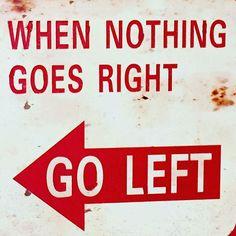 Go #left