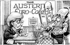 KAL's cartoon: this week, austerity