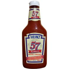 "In the late 1800s Henry John Heinz established the slogan""57 Varieties,"" which you can still find printed on Heinz products even though the company now boa"