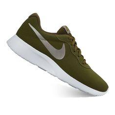 Nike Tanjun Women's Athletic Shoes, Size: 9.5, Dark Green