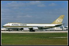 N813FT Flying Tigers - VIASA - Seaboard World livery | Flickr - Photo Sharing!