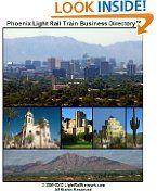 Free Kindle Books - Transportation - TRANSPORTATION - FREE - Phoenix Light Rail Train Business Directory