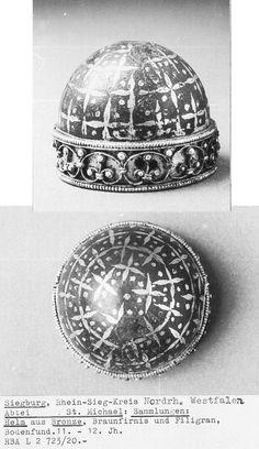 Helm 1100 - 1200, Siegburg