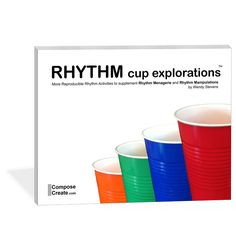 rhythm cup explorations 1 square
