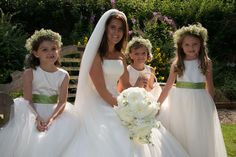 Bridal bouquet of white Roses and Stock at Northbrook Park by Fiona Curry Flowers