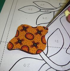Welcome to part two of the glue stick applique tutorial. In part one, I attempted to demonstrate how I use a simple glue stick to facili...