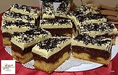 nálunk most ez lett a legújabb favorit Poppy Cake, Tiramisu, Food And Drink, Cooking Recipes, Tasty, Sweets, Cookies, Healthy, Ethnic Recipes