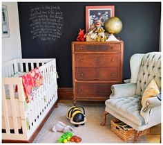 Lasting Trends: The Most Gorgeous & Innovative Nursery Ideas of 2012