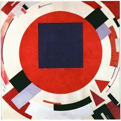 El Lissitzky - Proun, 1924