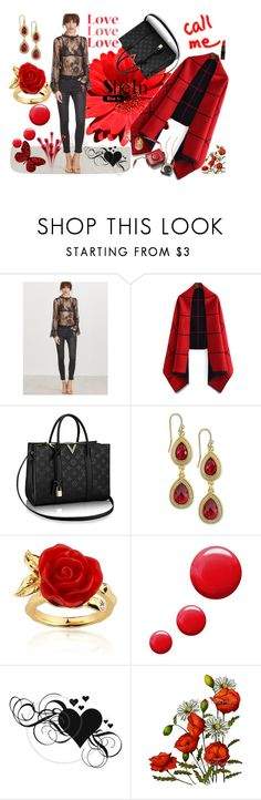 """""""SheIn"""" by elza-345 ❤ liked on Polyvore featuring Disney and Topshop"""