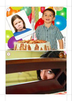 Αναπτύσσοντας την Ενσυναίσθηση6 Pediatric Physical Therapy, Picture Cards, Autism Spectrum, Therapy Activities, Speech And Language, S Pic, Task Cards, Pediatrics, Kids Learning