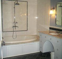 shower/tub combo fixture