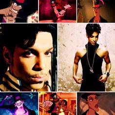Disney Dreamcast | Prince as Dr. Facilier