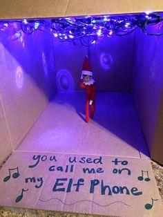 Elf hotline bling! Lol!